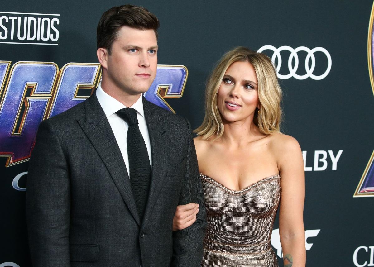 Αρραβωνιάστηκε η Scarlett Johansson!