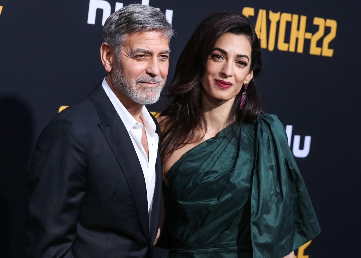 George Clooney – Amal Alamuddin: Είναι το πιο κομψό ζευγάρι! Μαζί στην επίσημη πρεμιέρα του διάσημου ηθοποιού – Φωτογραφίες