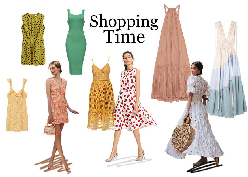 Oδηγός αγοράς: Φορέματα maxi, mini, midi, δες τα πιο stylish της αγοράς και διάλεξε το δικό σου. | tlife.gr