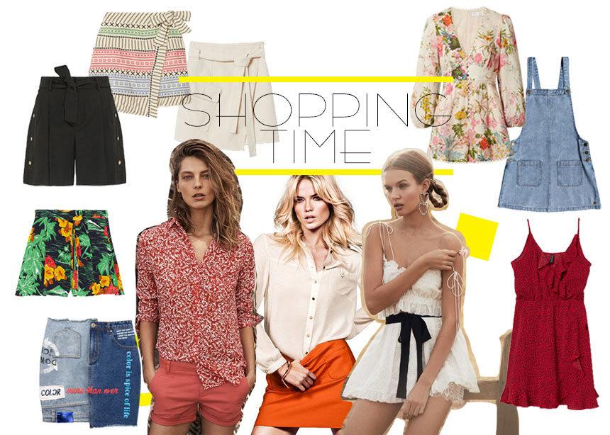 Ζέστη: Mini φορέματα, mini φούστες και shorts για να είσαι stylish όταν ανεβαίνει ο υδράργυρος | tlife.gr