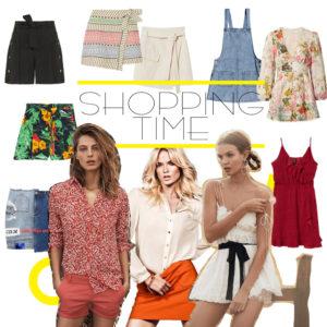 Ζέστη: Mini φορέματα, mini φούστες και shorts για να είσαι stylish όταν ανεβαίνει ο υδράργυρος