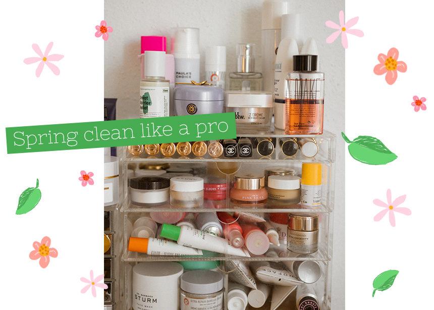 Πώς να τακτοποιήσεις τα καλλυντικά σου! Tips από μια πραγματική beauty addict!   tlife.gr