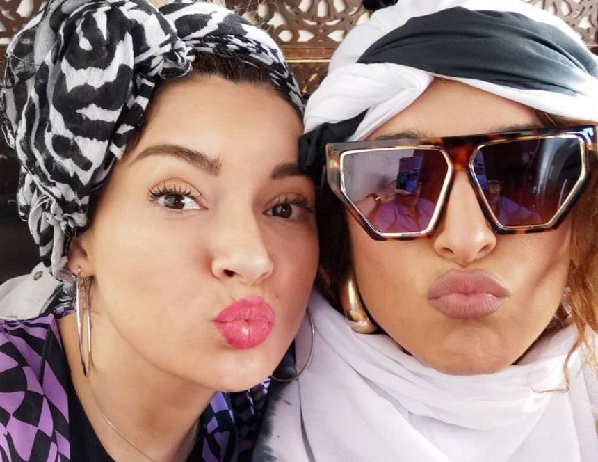 Αποστολία Ζώη – Γιάννα Τερζή: Απόδραση στο μαγευτικό Μαρόκο [pics]   tlife.gr