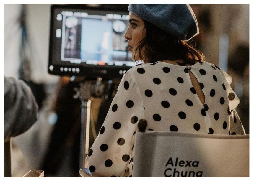 H Αlexa Chung έχει πλέον και το δικό της κανάλι στο YouTube | tlife.gr