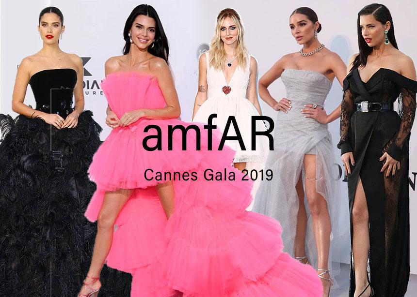 Kάννες 2019-amfAR Gala: Tι φόρεσαν οι διάσημες καλεσμένες | tlife.gr