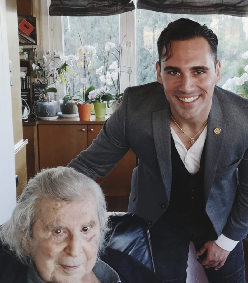 Μίκης Θεοδωράκης: Η συνεργασία με τον Άνθιμο Ανανιάδη για την νέα του ταινία!