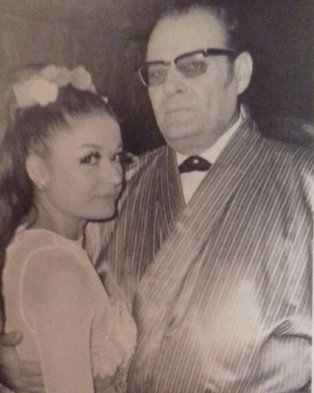 Λάμπρος Κωνσταντάρας: Η σπάνια φωτογραφία του ηθοποιού με την δεύτερη σύζυγό του!