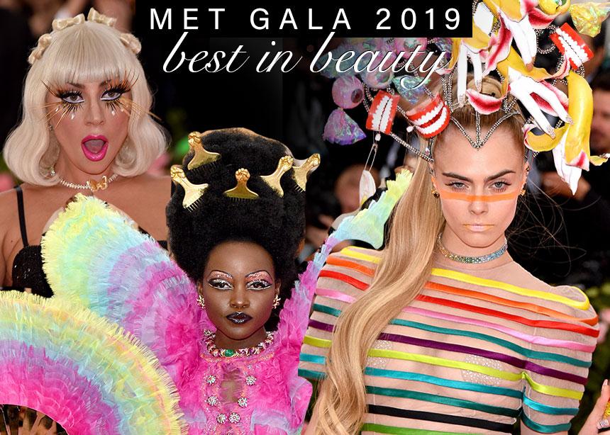 Το Met Gala 2020 ακυρώθηκε οπότε θυμόμαστε τα πιο εντυπωσιακά beauty looks του περσινού!
