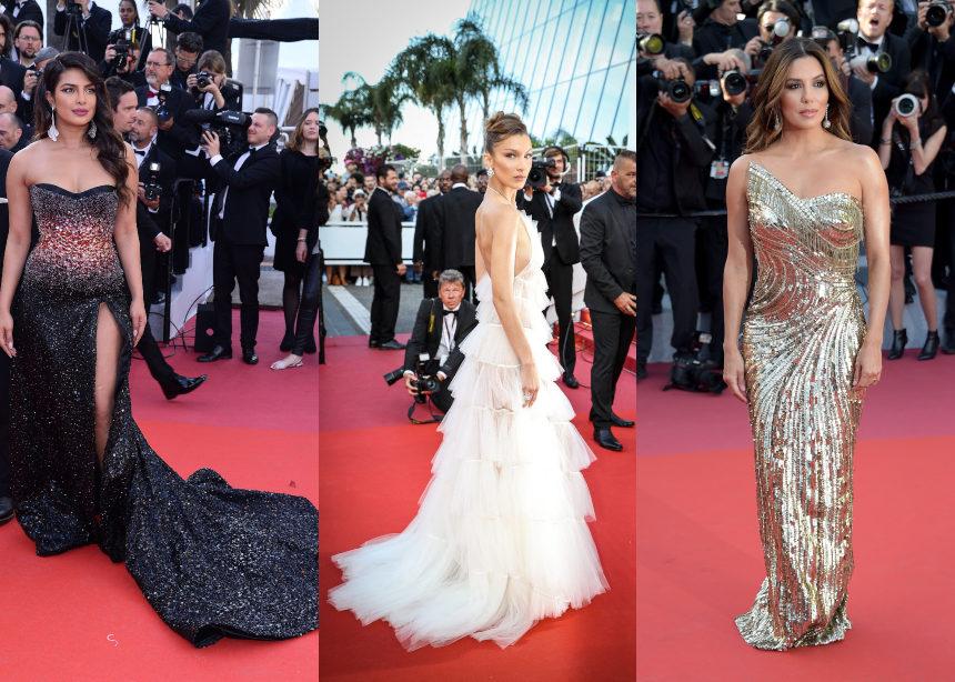 Κάννες 2O19-Ημέρα 3η: Bella Hadid, Priyanka Chopra, Eva Longoria και πολλές ακόμη διάσημες στο red carpet! | tlife.gr