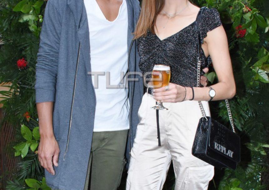 Νέα βραδινή έξοδος για το ζευγάρι της ελληνικής showbiz μετά την επανασύνδεση! [pic]   tlife.gr