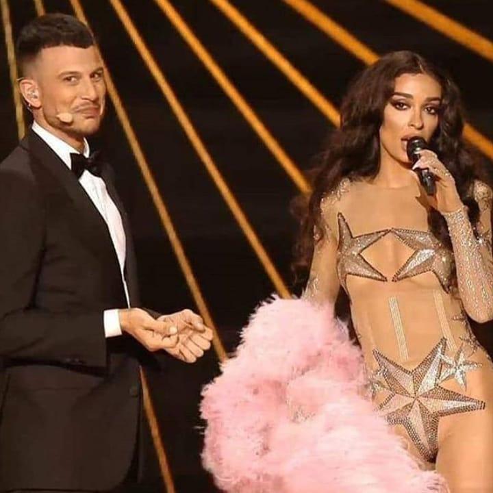 921e6748ce5 Eurovision 2019: Έβαλε φωτιά η Ελένη Φουρέιρα στο Expo του Τελ Αβίβ ...
