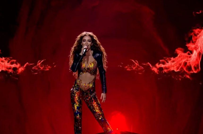 Ελένη Φουρέιρα: Νοσταλγεί την περσινή Eurovision και αποκαλύπτει τι έκανε λίγο πριν βγει στη σκηνή [video]