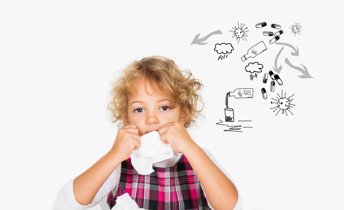 Πονόλαιμος την Άνοιξη: Γιατί αρρωσταίνουν ακόμη τα παιδιά και τι πρέπει να κάνετε.