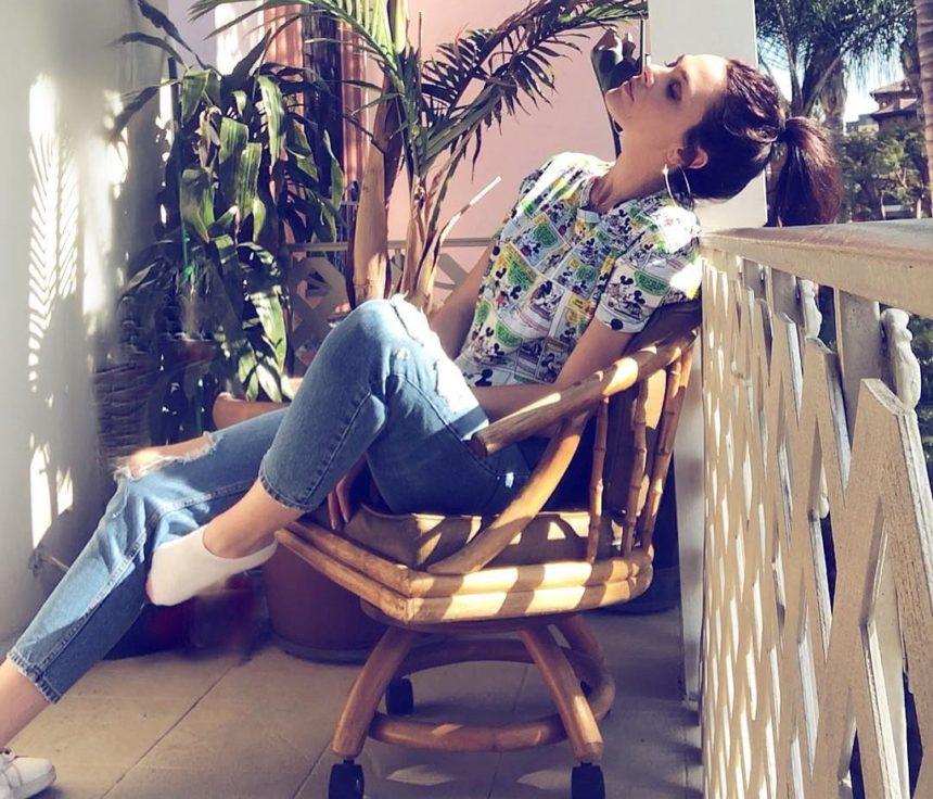 Ιωάννα Τριανταφυλλίδου: Επέστρεψε στην Καλιφόρνια και ασχολήθηκε με το αγαπημένο της άθλημα | tlife.gr