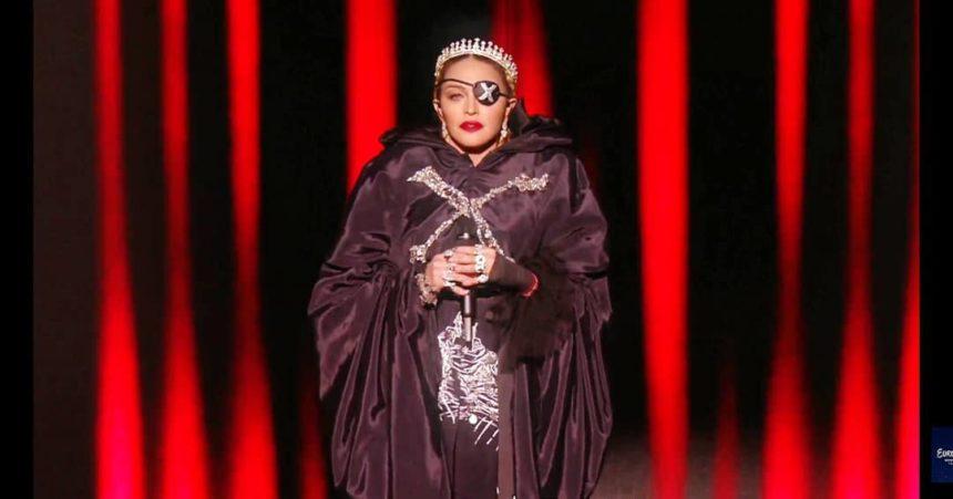 Τόνυ Μαυρίδης για Madonna στη Eurovision: «Περιμένατε κάτι άλλο;  Ποτέ δεν φημιζόταν για τις φωνητικές της ικανότητες»! | tlife.gr