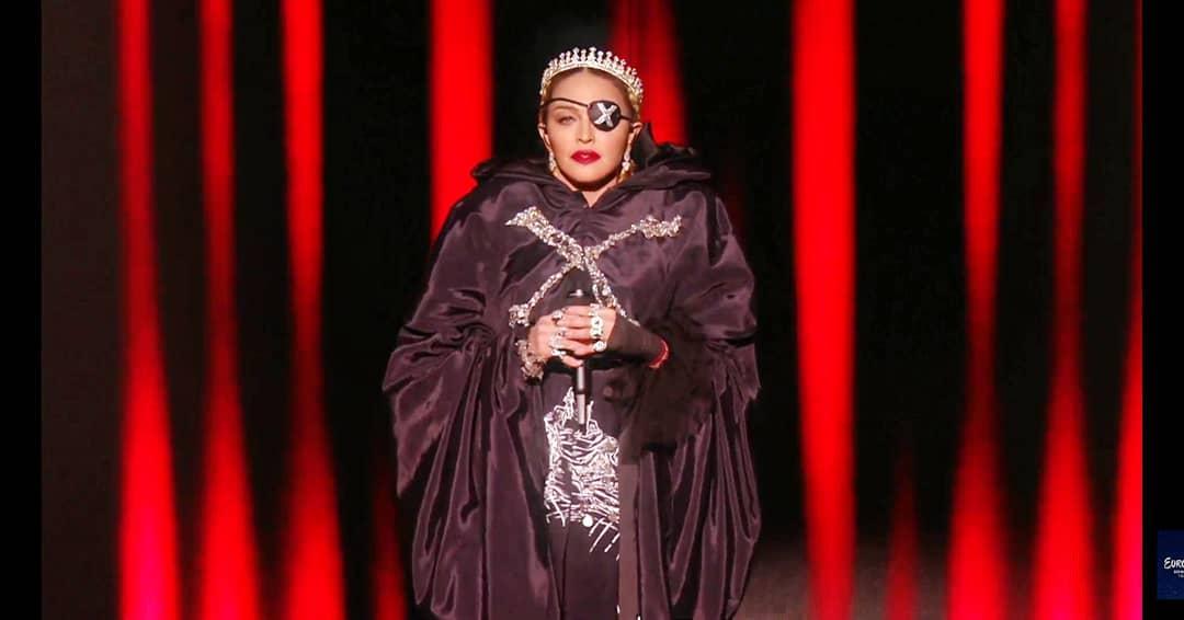"""Τόνυ Μαυρίδης για Madonna στη Eurovision: """"Περιμένατε κάτι άλλο;  Ποτέ δεν φημιζόταν για τις φωνητικές της ικανότητες""""!"""