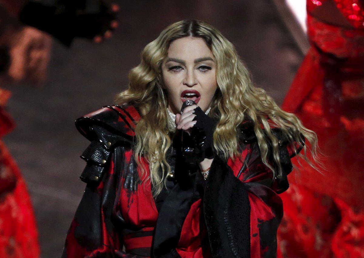Eurovision 2019: Διέρρευσε βίντεο από τις πρόβες της Μαντόνα για τη βραδιά του μεγάλου τελικού!