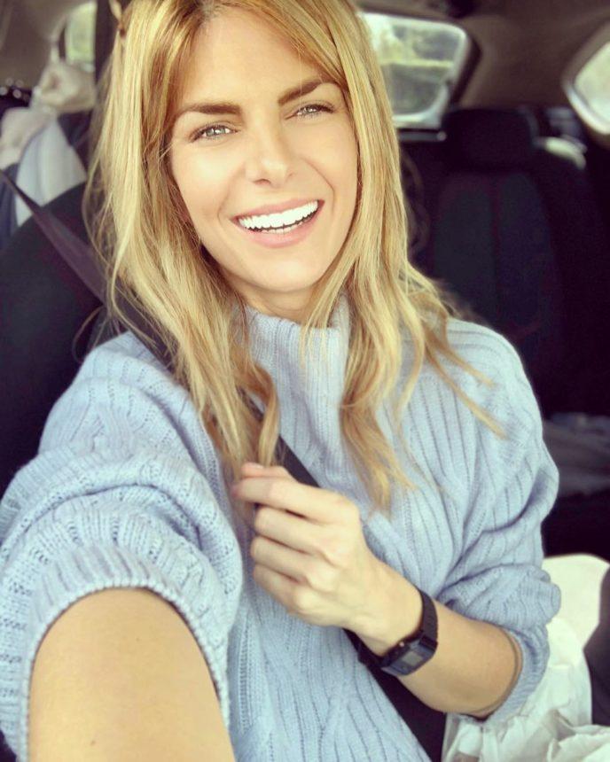 Νατάσα Σκαφιδά: Αποκαλύπτει τι τρώει στη δεύτερη εγκυμοσύνη της! | tlife.gr