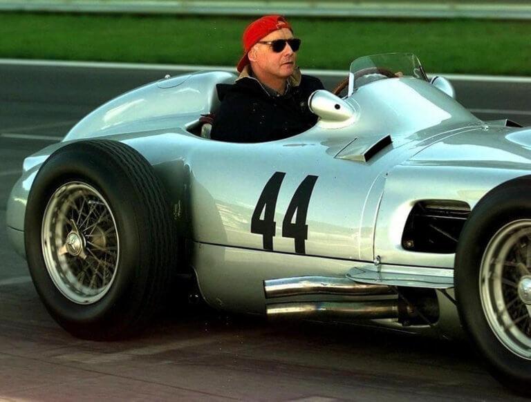 Πέθανε ο θρύλος της Formula 1 Νίκι Λάουντα   tlife.gr