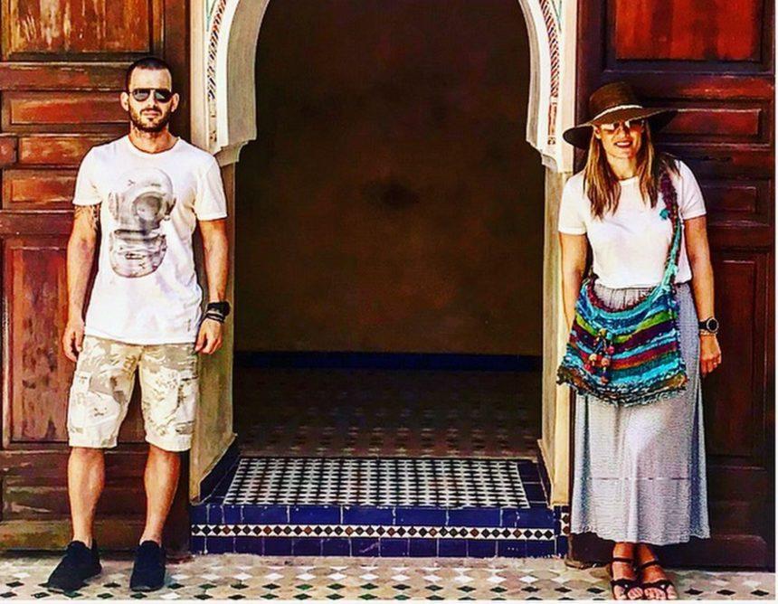 Ελεονώρα Μελέτη – Θοδωρής Μαροσούλης: Κάνουν μήνα του μέλιτος στο Μαρόκο, δύο χρόνια μετά τον γάμο τους! [pics,video] | tlife.gr
