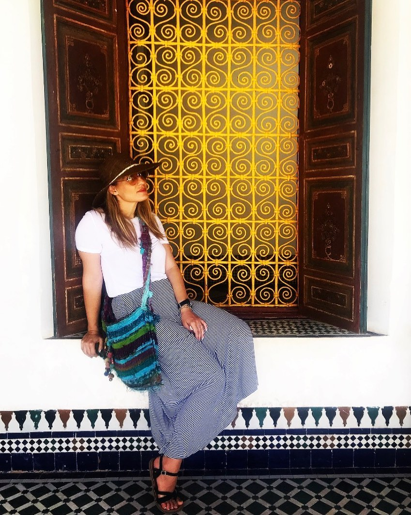 Ελεονώρα Μελέτη – Θοδωρής Μαροσούλης: Κάνουν μήνα του μέλιτος στο Μαρόκο, δύο χρόνια μετά τον γάμο τους! [pics,video]