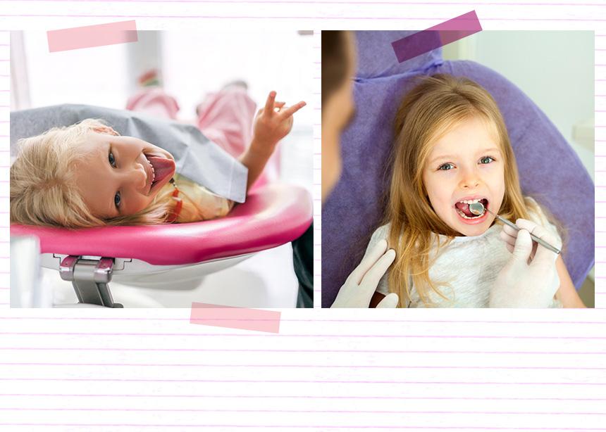 Με αυτούς τους τρόπους το παιδί σου θα σταματήσει να φοβάται τον οδοντίατρο