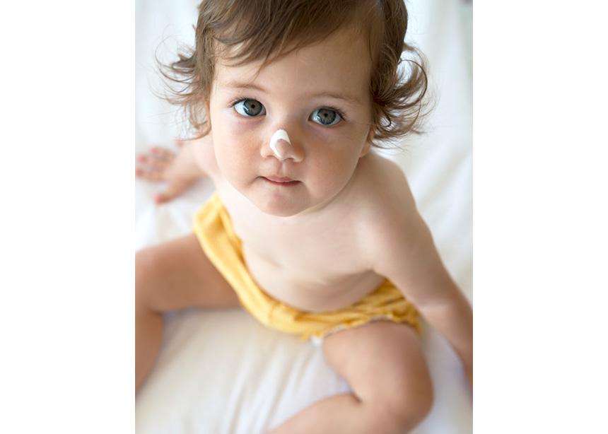 Πώς να φροντίσεις σωστά το δέρμα του μωρού σου