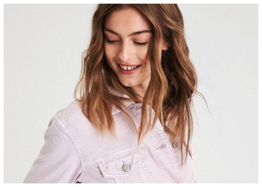 Το jean jacket αλλάζει χρώμα αυτή την σεζόν!   tlife.gr