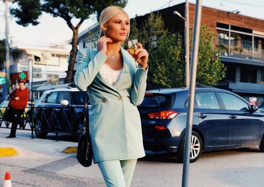Όλγα Πηλιάκη: Αποκαλύπτει την σκηνή ζήλιας που της έκανε ο Στέλιος Χανταμπάκης | tlife.gr