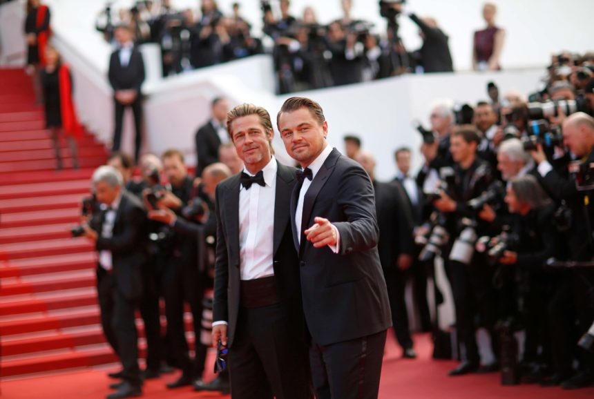 Κάννες 2019: Brad Pitt και Leonardo Di Caprio κάνουν τις θαυμάστριες τους να… παραμιλούν! [pics] | tlife.gr