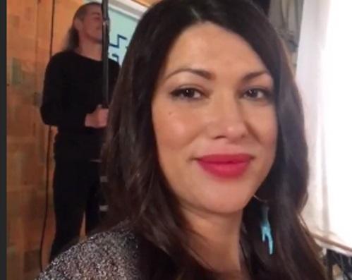 Κλέλια Ρένεση: Το τελευταίο γύρισμα στη «Μουρμούρα πριν γεννήσει! Βίντεο | tlife.gr