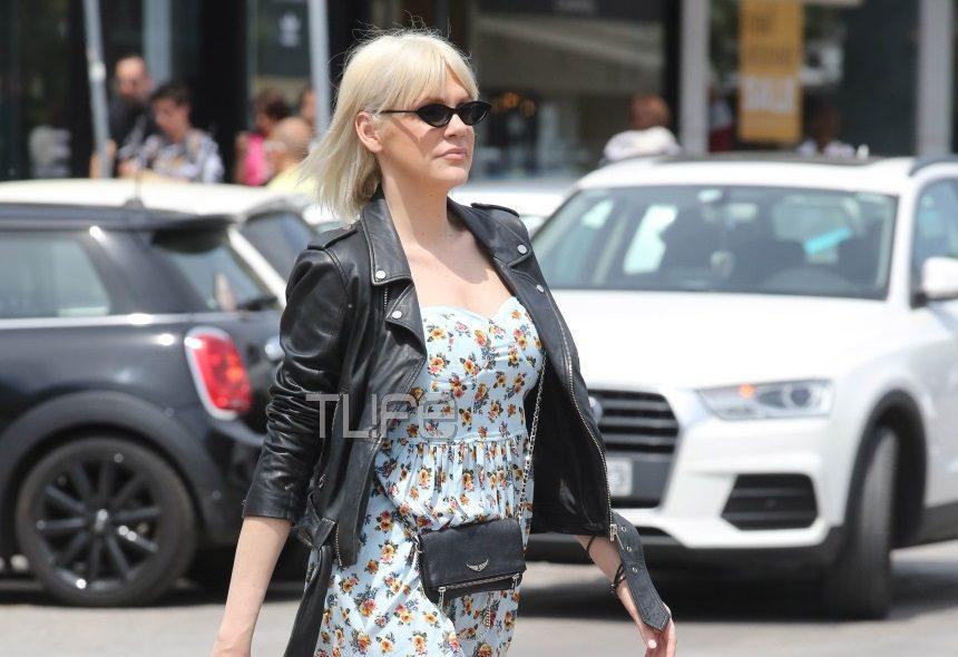 Σάσα Σταμάτη: Με σούπερ μίνι φόρεμα στην Γλυφάδα! Τα νέα της τηλεοπτικά σχέδια [pics] | tlife.gr