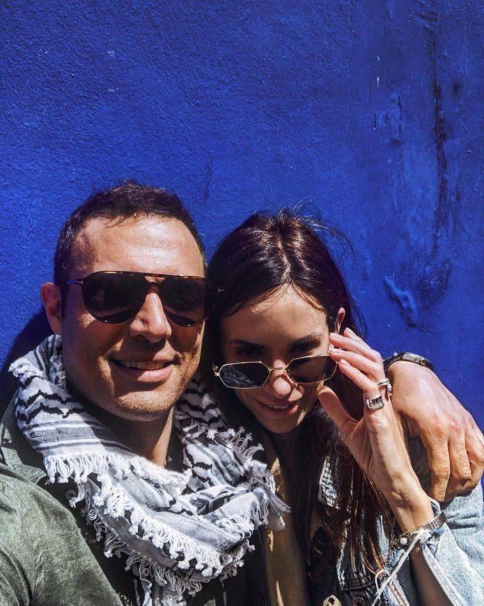 Σάββας Πούμπουρας: Ανοιξιάτικη απόδραση με την σύζυγό του στη Χαλκιδική! [pic] | tlife.gr