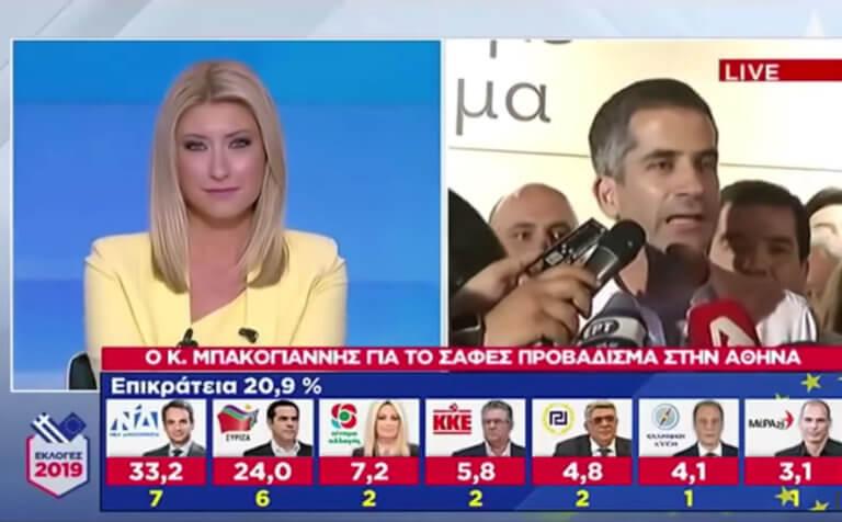 Σία Κοσιώνη: Έβλεπε τον Κώστα Μπακογιάννη να κάνει δηλώσεις κι… έλιωνε! [video] | tlife.gr
