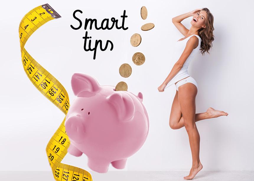 10 τρόποι για να κάνεις οικονομία χάνοντας παράλληλα και κιλά!