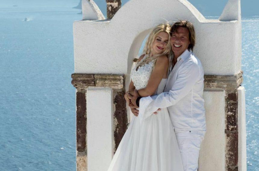 Στράτος Τζώρτζογλου – Σοφία Μαριόλα: Αποκαλύπτουν στο TLIFE τις λεπτομέρειες του γάμου τους στην Κρήτη!   tlife.gr