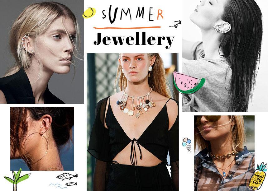 Κοσμήματα: Tα 7 πιο δυνατά trends για αυτό το  καλοκαίρι | tlife.gr