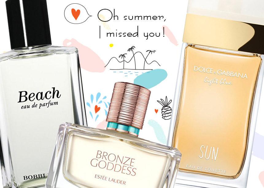 Αυτά είναι τα αρώματα που φοράμε φέτος το καλοκαίρι! Γιατί το καλοκαίρι… γύρισε! | tlife.gr