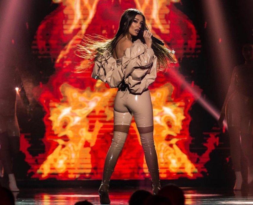 Eurovision Spoiler! Έτσι θα εμφανιστεί η Ελένη Φουρέιρα στον μεγάλο τελικό! – Αποκλειστικό βίντεο | tlife.gr