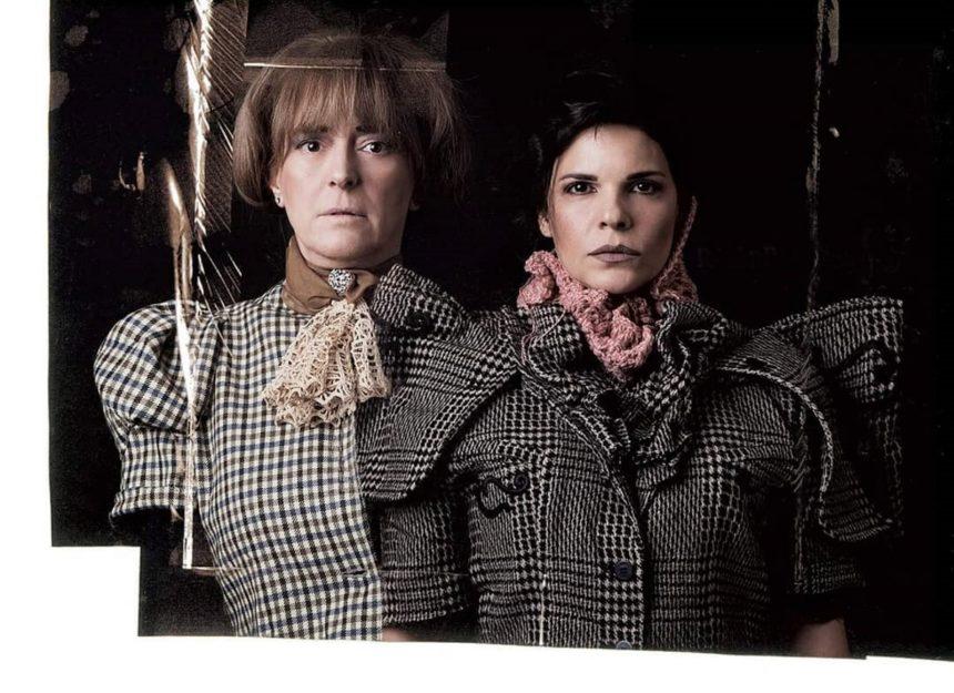 Μαρίνα Ασλάνογλου: Τα εντυπωσικά κοστούμια της παράστασης από τον Δημήτρη Στρέπκο! [pics,video]   tlife.gr