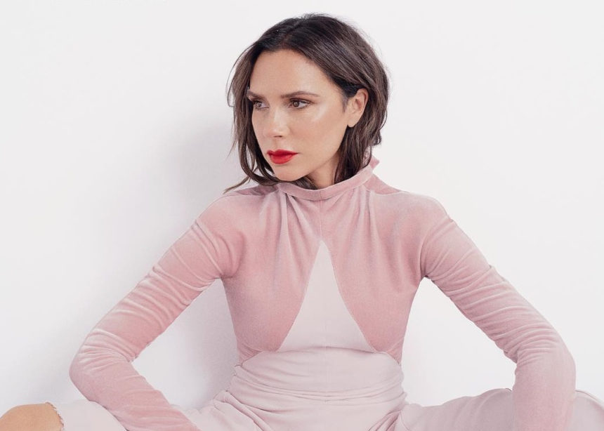 Victoria Βeckham : Δες πως φόρεσε ένα από τα μεγαλύτερα trends των 80's | tlife.gr