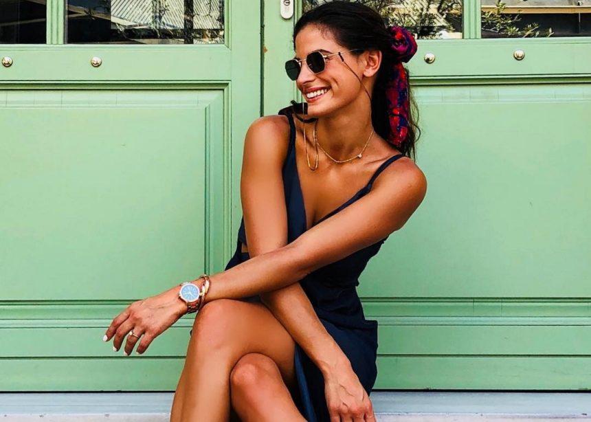 Χριστίνα Μπόμπα: Επιστροφή στην Ελλάδα για λίγες ώρες! Το ταξίδι – αστραπή στην Μονεμβασιά! | tlife.gr