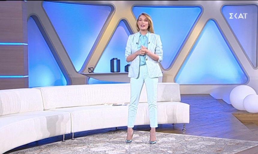 Τι φοράει η Τατιάνα σήμερα; (21/6)   tlife.gr