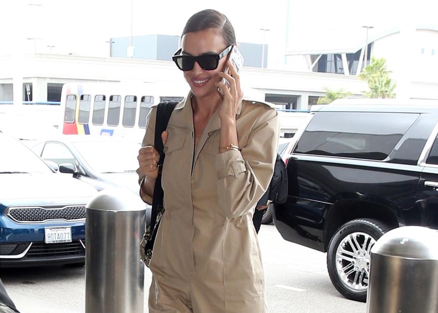 Η Irina Shayk μόλις φόρεσε την ολόσωμη φόρμα που όλες θα θέλαμε