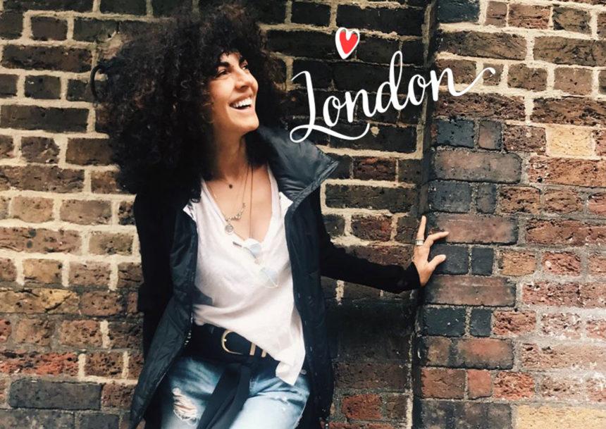 Μαρία Σολωμού: Οι μαγικές στιγμές στο Λονδίνο, μετά την παράσταση που έδωσε! [pics,vid]
