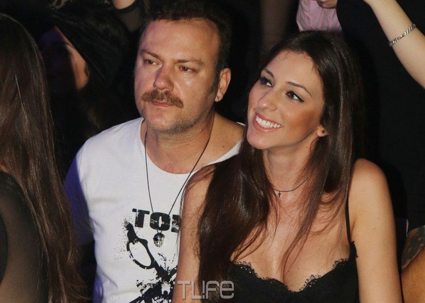 Ο Τόνυ Δημητρίου διαψεύδει τις φήμες χωρισμού με τη σύντροφό του!   tlife.gr