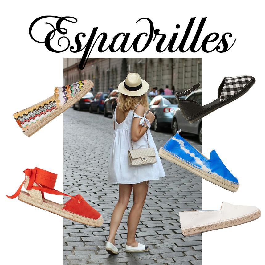 Flat shoes: Espadrilles | tlife.gr