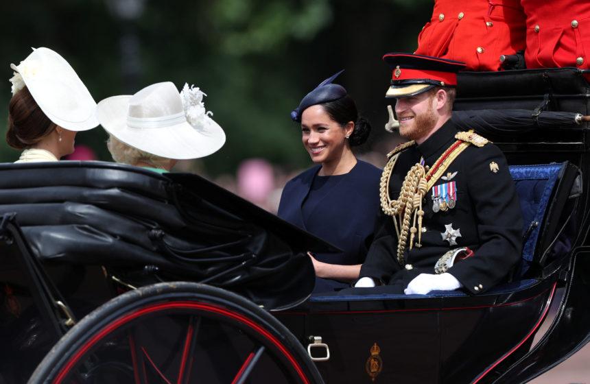 Meghan Markle: Η πρώτη δημόσια εμφάνιση της δούκισσας του Sussex μετά τη γέννηση του γιου της! [pics] | tlife.gr