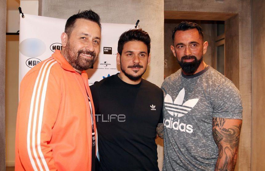 Θέμης Γεωργαντάς: Παρουσίασε τη νέα του μουσική συλλογή με τους διάσημους φίλους του στο πλευρό του! [pics] | tlife.gr