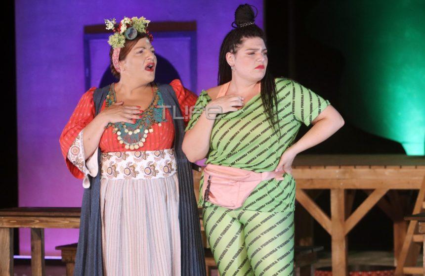 Δανάη Μπάρκα: Για πρώτη φορά στη σκηνή μαζί με την μητέρα της! [pics] | tlife.gr